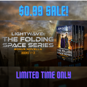 Box Set 1 sale. $0.99 for limited time.